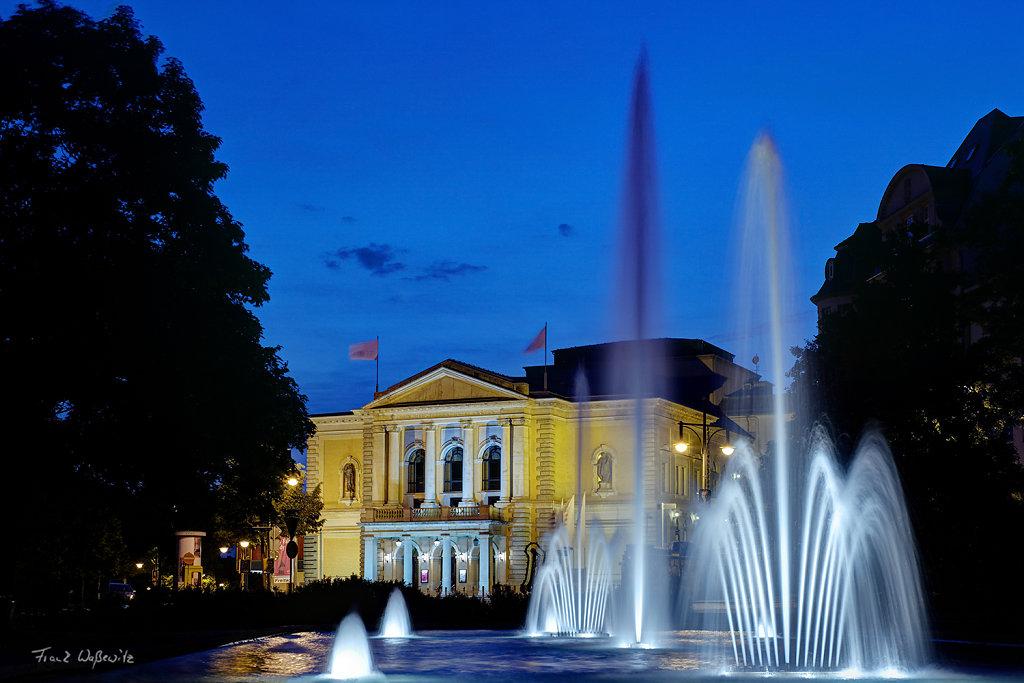 Opernhaus Halle/Saale